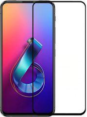 OEM Full-Cover 3D tvrzené sklo pro Asus Zenfone 6 ZS630KL - černé
