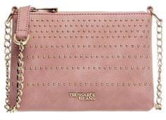 Trussardi Jeans 75B00881-9Y099999 ženska večernja torbica, roza
