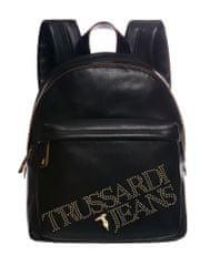 Trussardi Jeans dámsky čierny batoh 75B00894-9Y099999