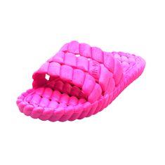 Inox Dámské pantofle k vodě pletené fuchsiové INOX Velikost: 36