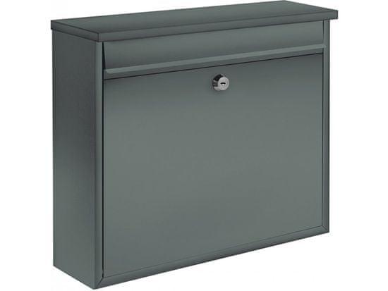 Vorel Poštovní schránka 310x360x100mm šedá