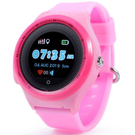 Smartomat Kidwatch 3 Circle, roza