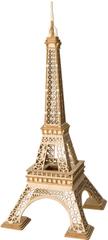Robotime Robotime 3D dřevěné puzzle Eiffelova věž 121 dílků