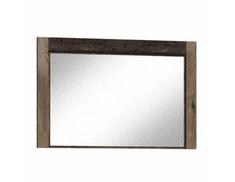 TEMPO KONDELA Zrcadlo, jasan tmavý, INFINITY I-12