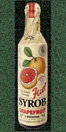 Kitl Syrob Grapefruit 500ml sirup