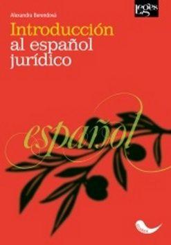 Alexandra Berendová: Introducción al espaňol jurídico