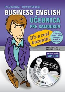 Iva Dostálová: Business English + CD - Učebnica pre samoukov