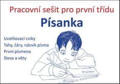 Písanka Pracovní sešit pro první třídu