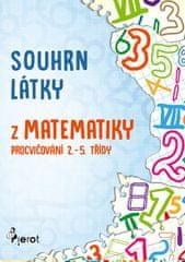 Petr Šulc: Souhrn látky z matematiky - Procvičování 2.- 5. třídy