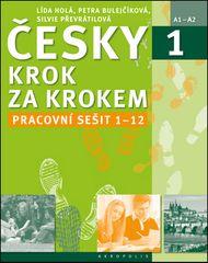 Lída Holá: Česky krok za krokem 1 Pracovní sešit Lekce 1-12