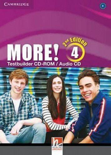 Hannah Cassidy: More! Level 4 Testbuilder CD-ROM/Audio CD