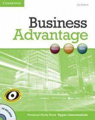 autorů kolektiv: Business Advantage Upper-intermediate Personal Study Book with Audio CD