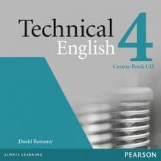 David Bonamy: Technical English 4 Coursebook CD