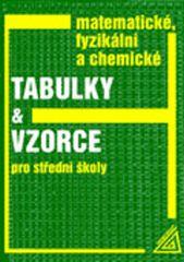 J. Mikulčák: Matematické, fyzikální a chemické tabulky a vzorce