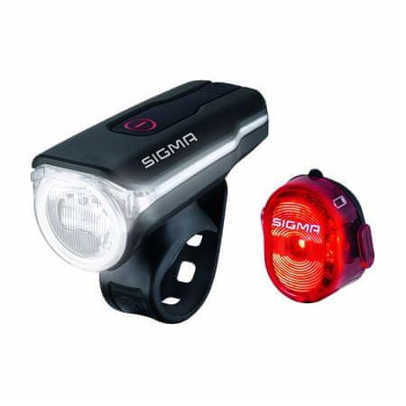 Sigma lámpa Aura 60 USB + Nugget II.