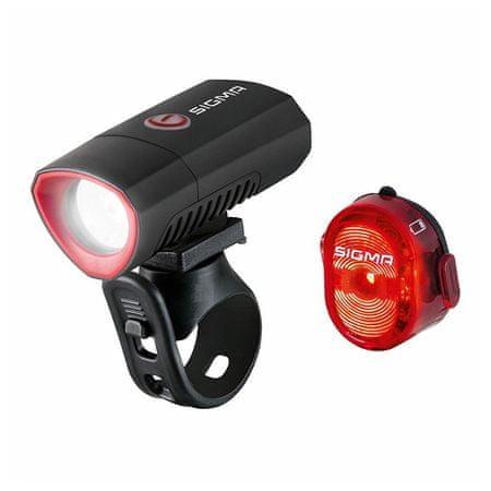 Sigma lampa rowerowa Buster 300 + Nugget II.Flash