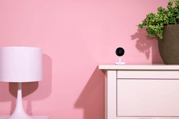 Rotační IP kamera Blurams Home Pro, rotace otáčení inteligentní sledování a rozpoznání pohybu