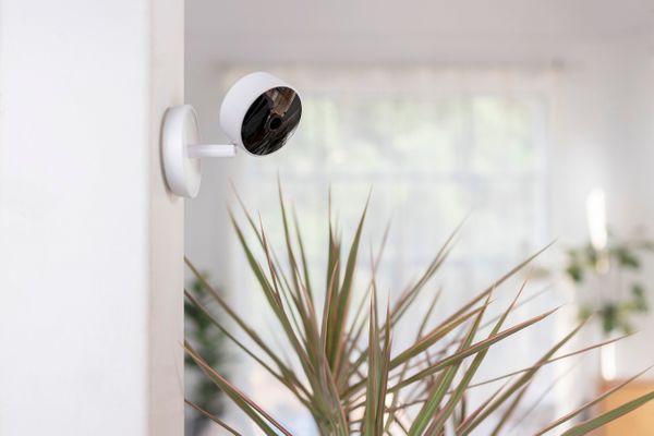 Bezpečnostní IP kamera Blurams Home Pro, rozlišení Full HD, noční vidění, zoom, širokoúhlá, cloudové úložiště