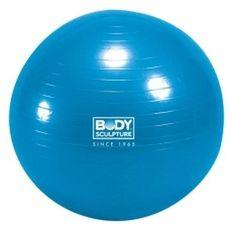 Body Sculpture gimnastičarska lopta, 75 cm, plava