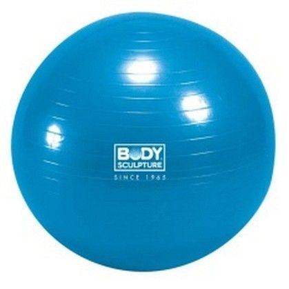 Body Sculpture gimnastična žoga, 65 cm, modra
