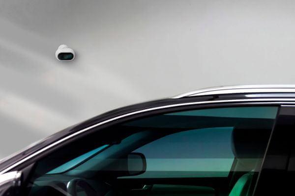 Rotační IP kamera Blurams Outdoor Pro, rotace otáčení inteligentní sledování a rozpoznání pohybu