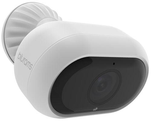 Bezpečnostní IP kamera Blurams Outdoor Pro, Full HD, širokoúhlá, zoom, detekce obličeje, detekce pohybu, detekce zvuku, noční vidění, krytí proti vodě, prachu a mrazu, odolná, mikrofon, reproduktor, cloud