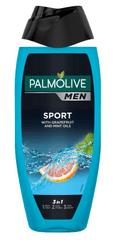 Palmolive Men Sport gel za prhanje 3 v 1, 500 ml
