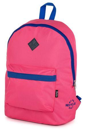 Karton P+P plecak szkolny OXY Street fashion pink