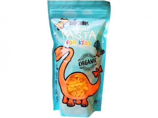 McLLOYD´S Biosaurus Těstoviny kukuřično-rýžové pro děti 200g Bio