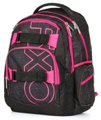 Karton P+P plecak szkolny OXY Style Dip pink