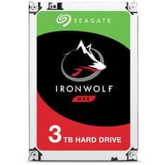 "Seagate IronWolf NAS trdi disk, 3TB, 3,5"", SATA3, 64MB"