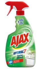 AJAX Optimal 7 Kitchen sredstvo za odmašćivanje, 600 ml