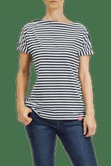 Revenium Modrobílé proužkované dámské tričko LIGHTHOUSE