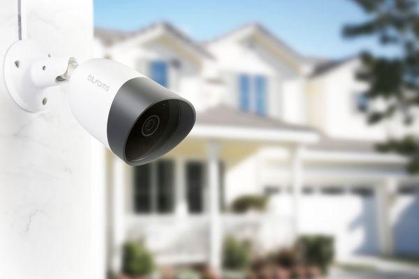Bezpečnostná IP kamera Blurams Outdoor Lite, rozlíšenie Full HD, nočné videnie, zoom, širokouhlá, outdoorová, cloudové úložisko