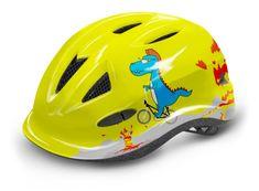 R2 Dětská cyklistická přilba LUCKY s blikačkou (ATH21D)