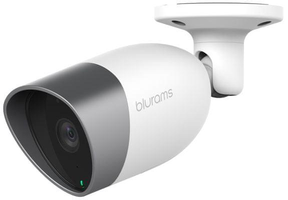 Bezpečnostná IP kamera Blurams Outdoor Lite, Full HD, širokouhlá, zoom, detekcia tváre, detekcia pohybu, detekcia zvuku, nočné videnie, mikrofón, reproduktor, cloud