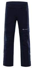 ALPINE PRO detské softshellové nohavice Pantaleo 4