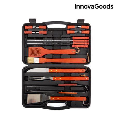 InnovaGoods kovček s pripomočki za žar (V0100764)