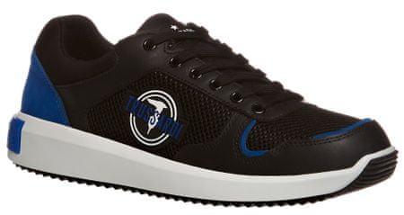 Trussardi Jeans 77A00244-9Y099998 moške superge, črne, 41
