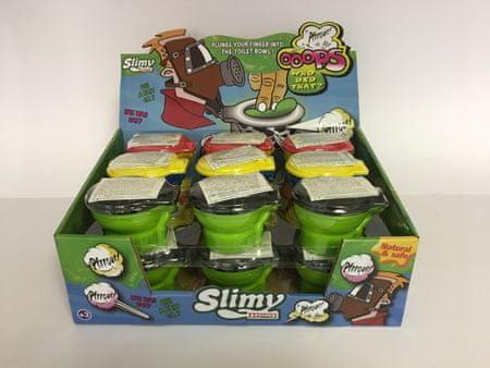 Slimy Ooops! mini sluz + wc, 80 g