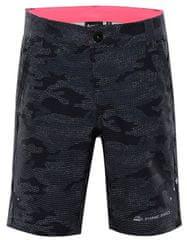 ALPINE PRO dětské softshellové šortky Trento 2