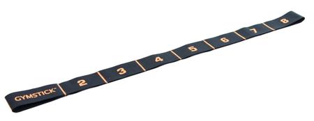Gymstick elastika s omčom Light, narančasta