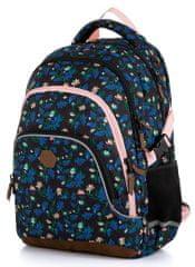Karton P+P plecak szkolny OXY SCOOLER Magnolia dark