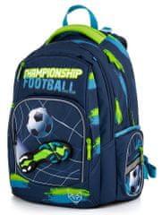 Karton P+P plecak szkolny OXY Style Mini football blue