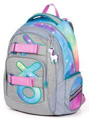 Karton P+P plecak szkolny OXY Style Mini rainbow