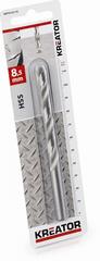 Kreator KRT010119 - HSS vrták do kovu 8,5x117 mm