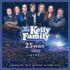 Kelly Family: 25 Year Later - Live (2x CD + 2x DVD) - CD + DVD