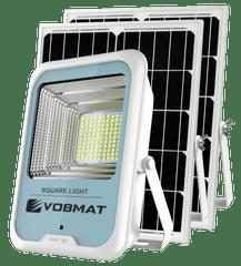 Vobmat Solární světlo Square Light s dálkovým ovládáním a sensorem pohybu