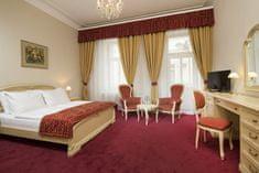 Pobyt v Mariánských Lázních - hotel PalaceZvon s polopenzí