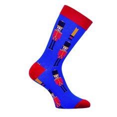 OXSOX Pánské barevné veselé bavlněné CRAZY SOCKS ponožky